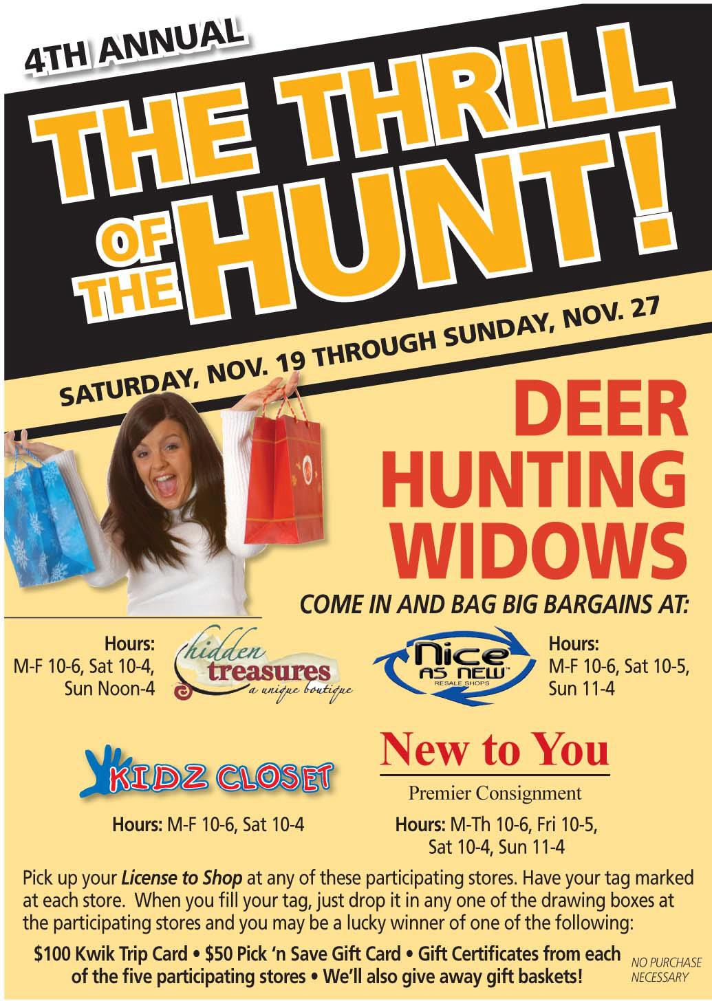 Thrill of the hunt a wausau area resale shop adventure for Michaels crafts wausau wi