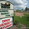 Weston Farmers Market open Tuesday and Saturday