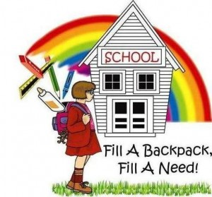 Fill a Backpack Fill a Need Wausau Marathon County