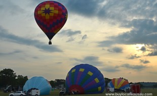 Balloon-Rally-2014-Sat-morning-early-launch