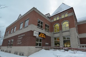 Marathon-County-Public-Library-exterior-Winter-3